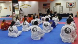 Stamford Martial Arts at Master Na's Traditional Martial Arts
